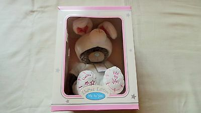 Limited Edition Boxed Me To You Bear Dressed As A Bunny Rabbit