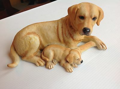 Royal Osborne Labrador Mother And Pup