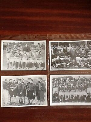 Manchester United Postcards