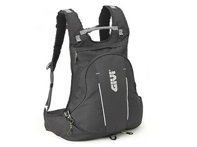 Motorcycle Backpack GIVI 22 Liter with Helmet Bag for Helmet Transport EA104 B