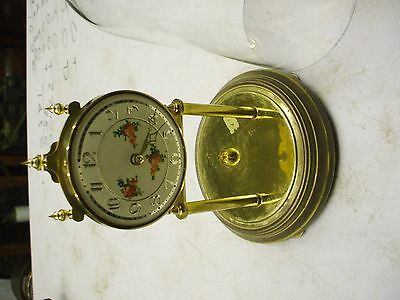 Kundo Anniversary Or Torsion Clock For Spares Or Repair