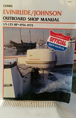 Evinrude / Johnson outboard shop manual