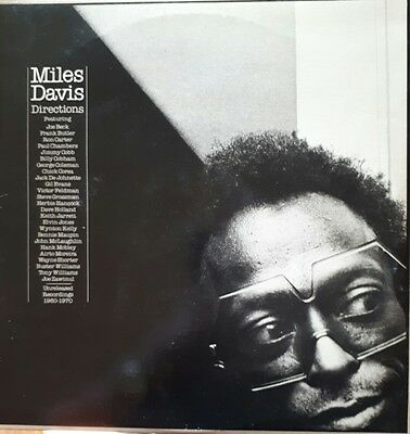 double lp record by Miles Davis,Directions