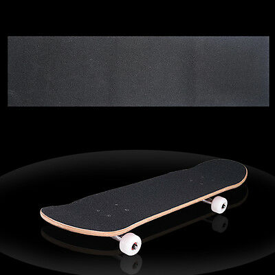 Thickened Skateboard Deck Sandpaper Grip Tape Longboard Griptape Sticker 33x9""