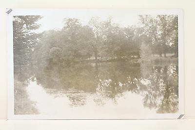 Real photo postcard. Kilkenny. Ireland View of river Nore