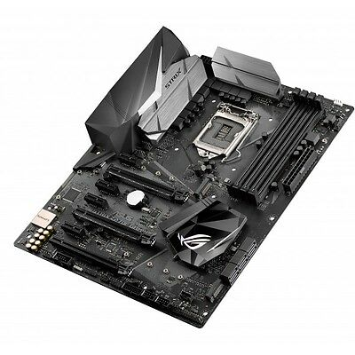 placa base gaming ASUS STRIX Z270F GAMING Z270 LGA1151