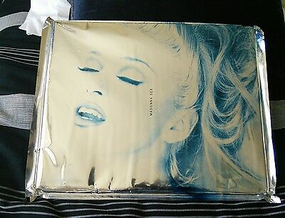 MADONNA SEX BOOK 1992 UK 1st EDITION,UNOPENED,A TERRIFIC EXAMPLE,SEALED
