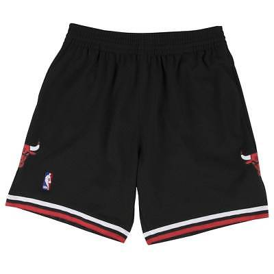 Mitchell & Ness Chicago Bulls 1997-1998 Swingman NBA Shorts SCHAWRZ
