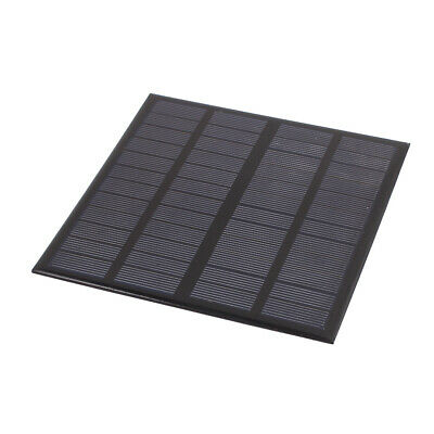 145mm x 145mm 3 Watts 12 Volts Polycrystalline Solar Cell Panel Module