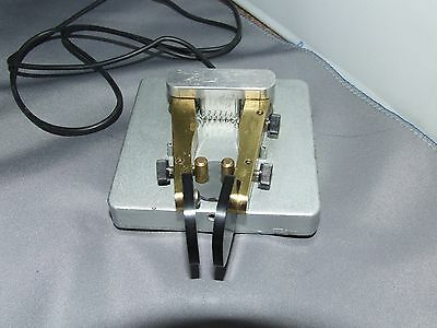 morse key American Morse Equipment KK2 Precision Iambic paddle with instructions