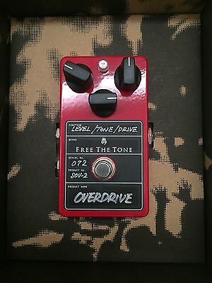 Free The Tone SOV 2 Overdrive Pedal