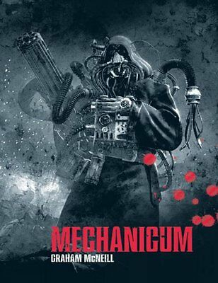 Warhammer 40K Legends Collection 11 Mechanicum Graham McNeill ~#166