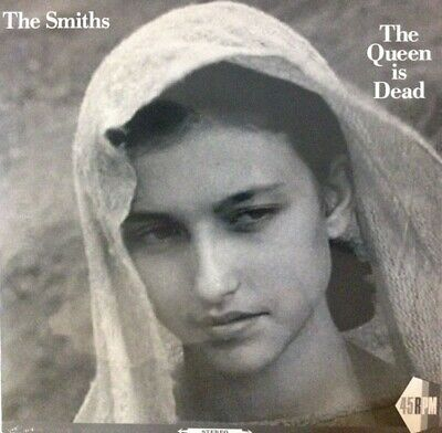 """The Smiths The Queen Is Dead UK exclusive vinyl 12"""" NEW/SEALED"""