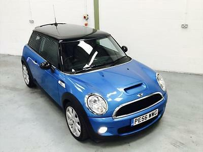 2006 (56) MINI HATCH 1.6 COOPER S 3DR Manual