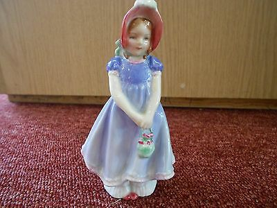 Early Royal Doulton Figure Ivy Rn 1768