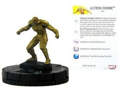 Marvel Heroclix Age of Ultron - ULTRON DRONE #014