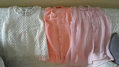 Girls age 11-12 Blouses