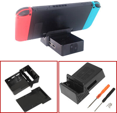 Travel Mini Replacement Dock Case Cover Skin For Nintendo Switch Docking Station