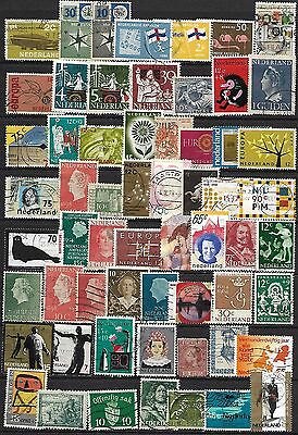 HOLLAND A collection of (60) stamps