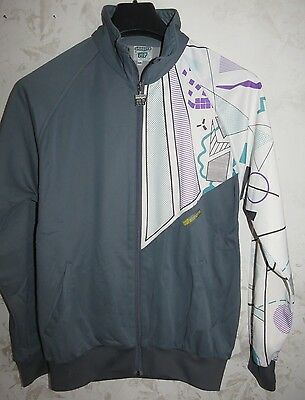 Rare Giacca Jacket Track Calcio Football Casual Ennerre Nr Italy Vintage Size 48