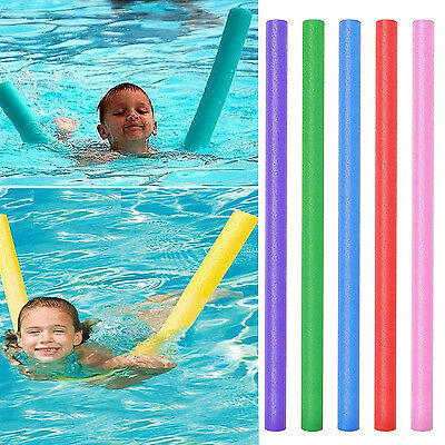 UP Fun Swimming Pool Floating Foam Water Hollow Noodle Kids Adult Float Swim Aid