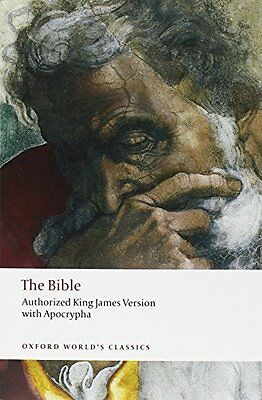 The Bible: Authorized King James Version Oxford World's Classics Paperback