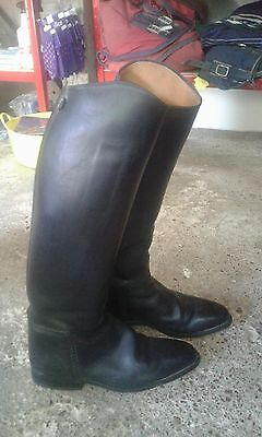 Cavallo mens leather riding boots