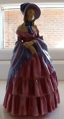 Early Royal Doulton Figurine  HN728  A Victorian Lady