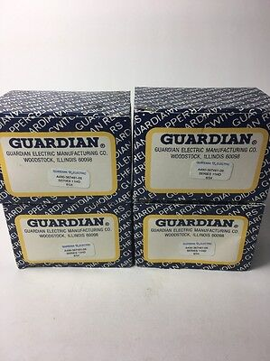 (4) Guardian Electric A490-367461-06