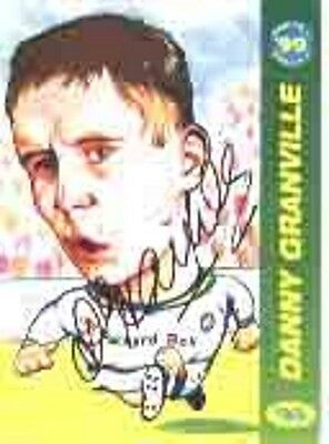 Danny Granville - Leeds - Signed Trading Card - COA (3728)