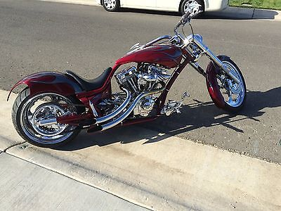 2005 Custom Built Motorcycles Chopper  2005 Custom Midwest Chopper