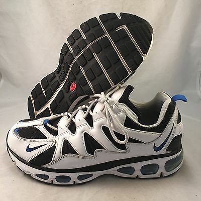 Nike Air Max Tailwind 96 12 - 510975-100 - White Black - Men's Size 10.5 - Good