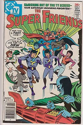 The Super Friends 7 - 1st appearance of the Wonder Twins