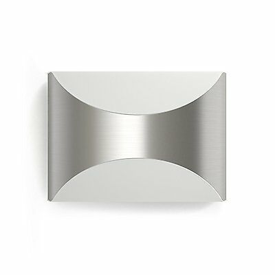 Philips MyGarden Herb Outdoor Wall Light Stainless Steel with 6W Integrated LED