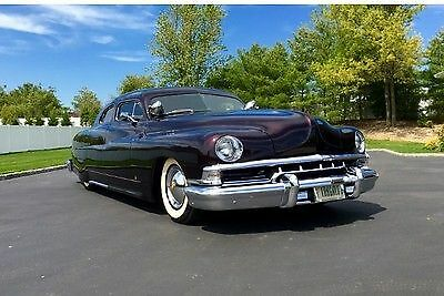 1951 Lincoln Other  1951 Custom Lincoln Hot Rod Show car GORGEOUS Must Sell Will consider part trade