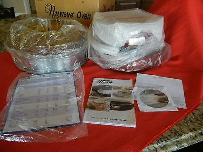 NuWave 20613 Oven Pro Plus Cinnamon Color with Expansion Ring New in Box