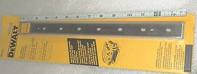 "Dewalt Planer Blades DW7352 Replacement Knives 13"" double edge  unopened"