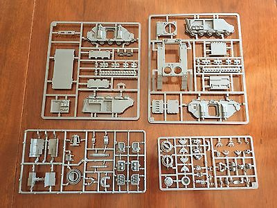 Warhammer 40k Space Marine Whirlwind Tank New on Sprue