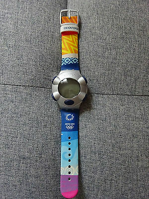 Athens 2004 Swatch volunteers' watch