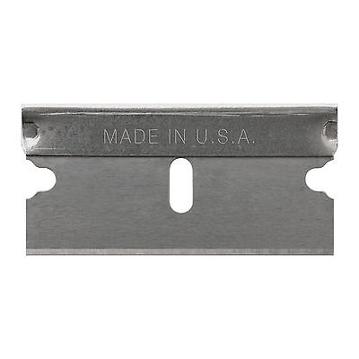 Bohle Single Edge Razor Blades For Laminated Glass Knife & Scraper x 100 5141001