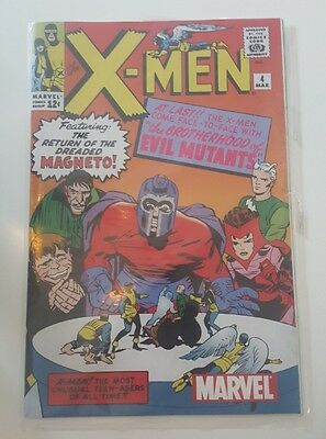 The X-Men: The Brotherhood of Evil Mutants #4 (Marvel Comics) Mint Condition