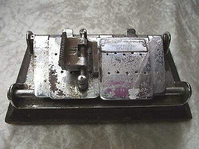 Vintage  Ensign Universal Film Splicer / Houghton-Butcher Manfg Co