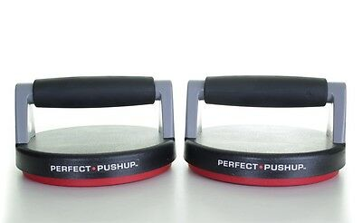 PERFECT PUSHUP Bodyrev Rotating Bases Exercise Push Up Equipment