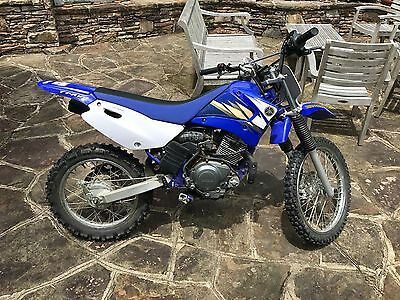 2006 Yamaha TT  2006 Yamaha TT-R 125L (w/ electric start)