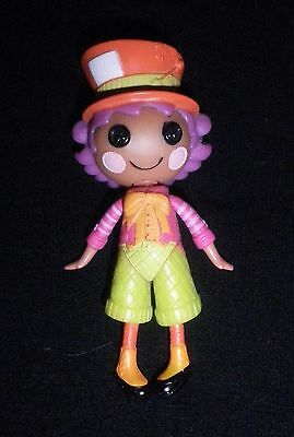 Lalaloopsy Mad Hatter Doll Excellent Condition Rare