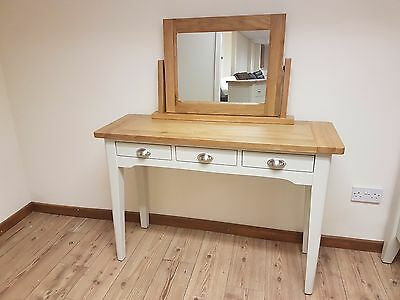 Mark Webster Padstow Dressing Table and Pedestal Mirror