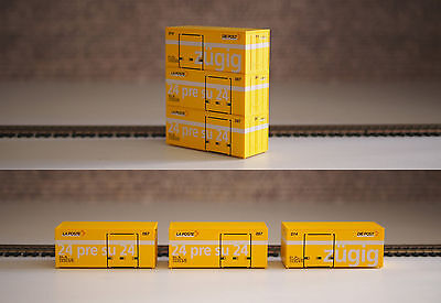 WIKING?, 3 x SwissPost Containers