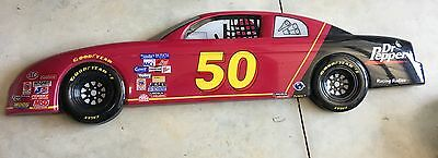 "Dr Pepper Racing Car 44"" #50 Goodyear Eagle Plastic Sign"