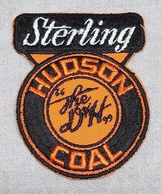Vintage Sterling Hudson Coal Patch MUST SEE
