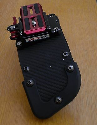 Zacuto Z-QRSP QR Shoulder Pad and Quick Release Camera Plate